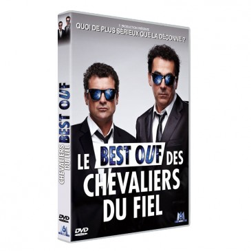 DVD LE BEST OUF