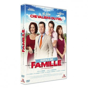 DVD REPAS DE FAMILLE [LE FILM]