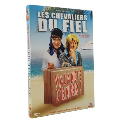 DVD VACANCES D'ENFER !