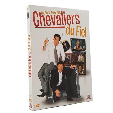 DVD (Vol 1) TOUTE LA TELE DES CHEVALIERS...