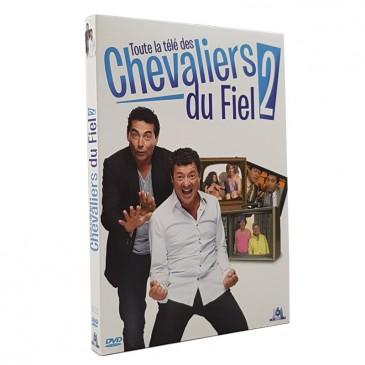 DVD (Vol 2) TOUTE LA TELE DES CHEVALIERS...