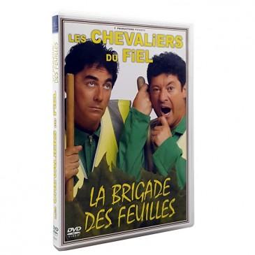 DVD LA BRIGADE DES FEUILLES