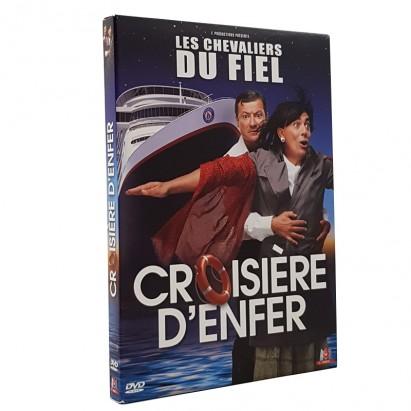 DVD CROISIERE D'ENFER !