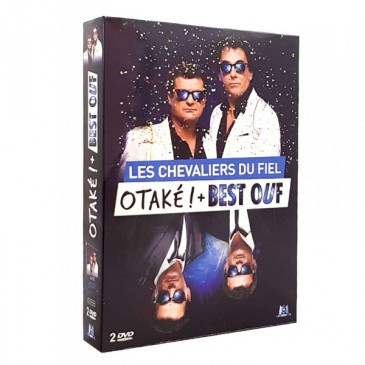 COFFRET 2 DVD OTAKE - BEST OUF