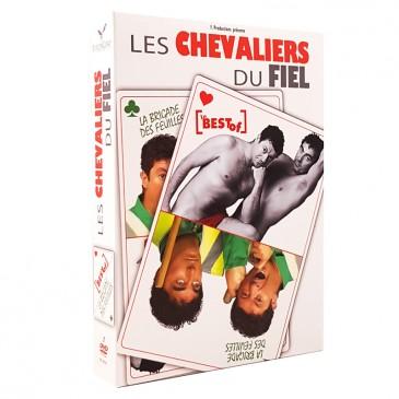 Coffret DVD Le Best of + La brigade des feuilles
