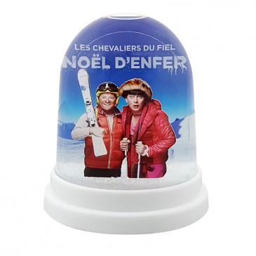 Boule à neige Les Chevaliers du Fiel