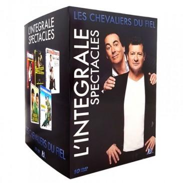 Coffret 10 DVD L'intégrale