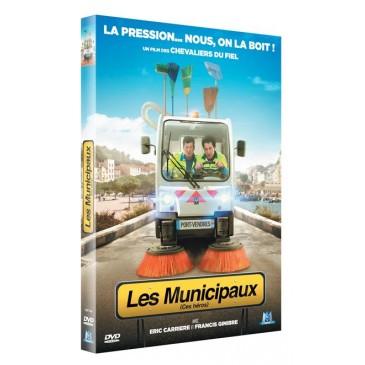 Les Municipaux, ces héros DVD