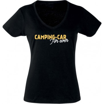 T-shirts Camping Car - Homme