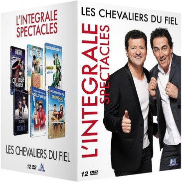 Coffret 12 DVD L'integrale des spectacles