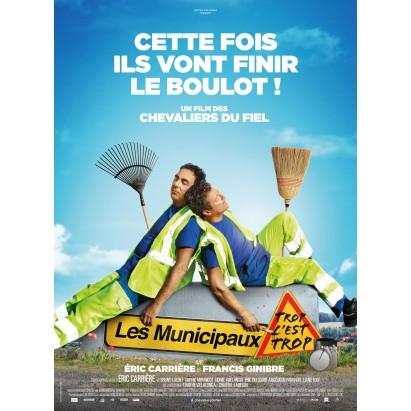 DVD Les Municipaux trop c'est trop